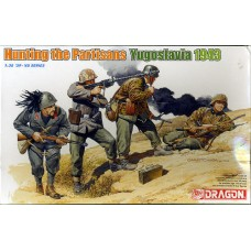 Hunting the Partisans Yugoslavia 1943