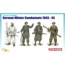 German Winter Combatants 1943-45