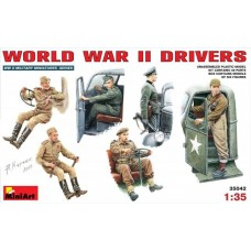 World War II Drivers