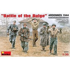 """""""Battle of the Bulge"""" Ardennes 1944"""
