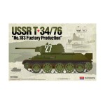 "USSR T-34/76 ""No.183 Factory Production"""