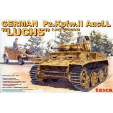 "German Pz.Kpfw.II Ausf.L ""Luchs"" (late version)"