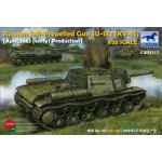 Russian Self-Propelled Gun SU-152 (KV-14)