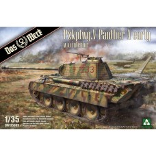 Pzkpfwg.V Panther A Early