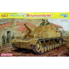 "Stug.Pz.IV ""Brummbär"" Mid Production"