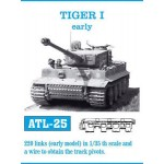 Friulmodel Tiger I early track