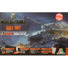 LEOPARD 1 A2 World of Tanks