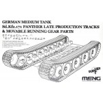 Sd.Kfz.171 Panther Late Track & Movable Running Gear Parts