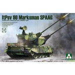 ItPsv 90 Marksman SPAAG. Finnish Self Propelled Anti Aircraft Gun