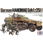 German Hanomag Sdkfz.251/1