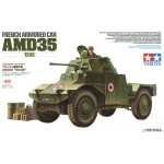 French Armored Car AMD35. 1940