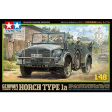 German Horch 1a
