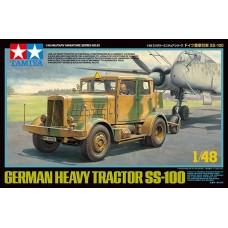 German Heavy Tractor SS-100