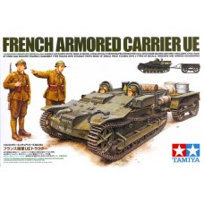 French Armored Carrier UE