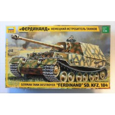 "German Tank Destroyer ""Ferdinand"" Sd.Kfz.184"