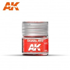 AK RC005 Signal Red