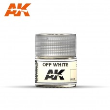 AK RC013 Off White