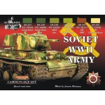 Lifecolor Acrylic Soviet WWII Army