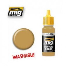 AMIG 106 Washable Sand (RAL8020)