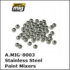 AMIG 8003 Stainless steel paint mixers