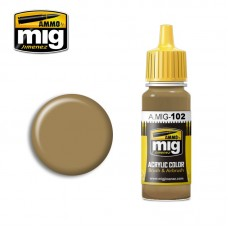 AMIG 102 Ochre Brown
