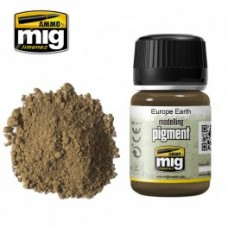 AMIG Pigment 3004 Europe Earth