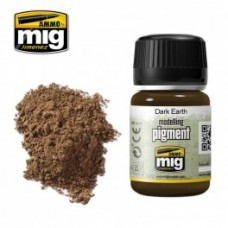 AMIG Pigment 3007 Dark Earth