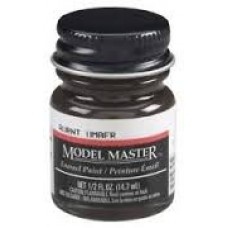 Model Master Enamel Burnt Umber