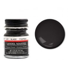 Model Master Enamel Aircraft Interior Black