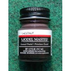 Model Master Enamel Chestnut