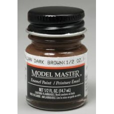Model Master Enamel Italian Dark Brown