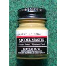 Model Master Enamel British Gulf Armor Light Stone
