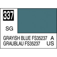 Mr.Hobby H-337 Grayish Blue FS35237