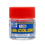 Mr.Color 108 Character Red
