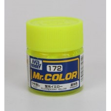 Mr.Color 172 Fluorescent Yellow
