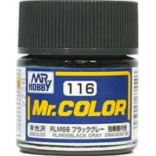 Mr.Color 116 RLM66 Black Gray