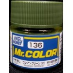 Mr.Color 136 Russian Green (2)
