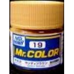 Mr.Color 19 Sandy Brown
