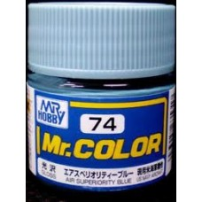Mr.Color 74 Air Superiority Blue
