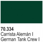 Vallejo 334 German Tank Crew I