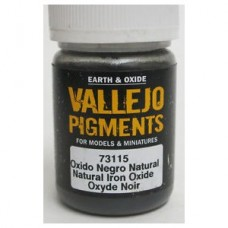 Vallejo Pigments 73115 Natural Iron Oxide