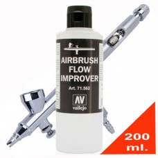 Vallejo 71.562 Airbrush Flow Improver 200ml