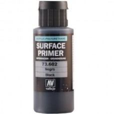 Vallejo 73.602 Primer Black 60ml