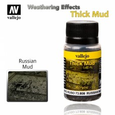 Vallejo 73.808 Russian Thick Mud