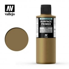 Vallejo 74.606 Primer German Green Brown RAL 800 200ml