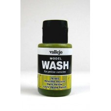 Vallejo 76503 Wash Dark Yellow