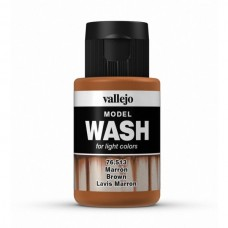 Vallejo 76513 Wash Brown