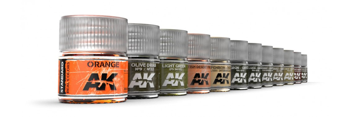 AK Real Colors