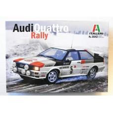 Audi Quattro Rally. Mikkola-Hertz.