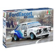 Ford Escort RS1800Mk.II. Mikkola-Hertz.